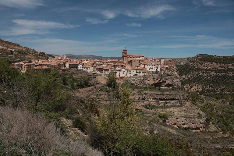 Villarluengo y Montoro de Mezquita