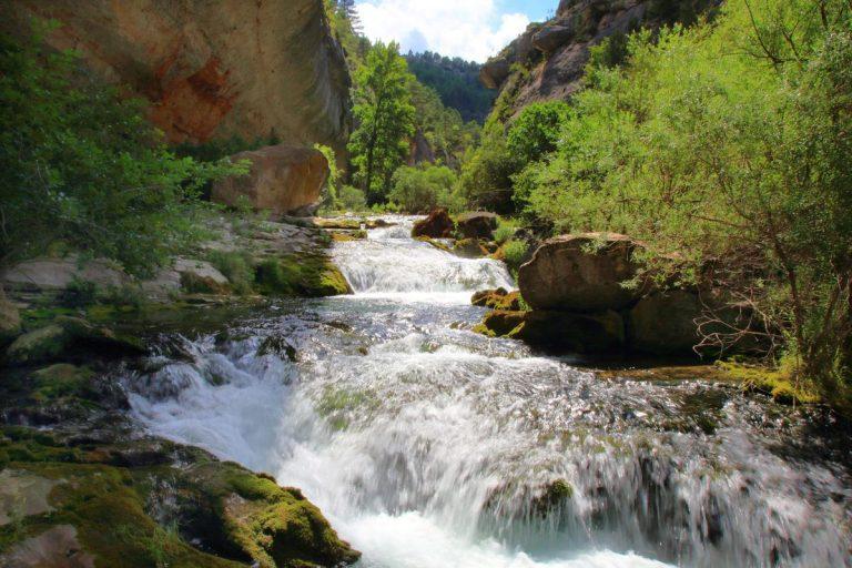 Nacimiento del río Pitarque