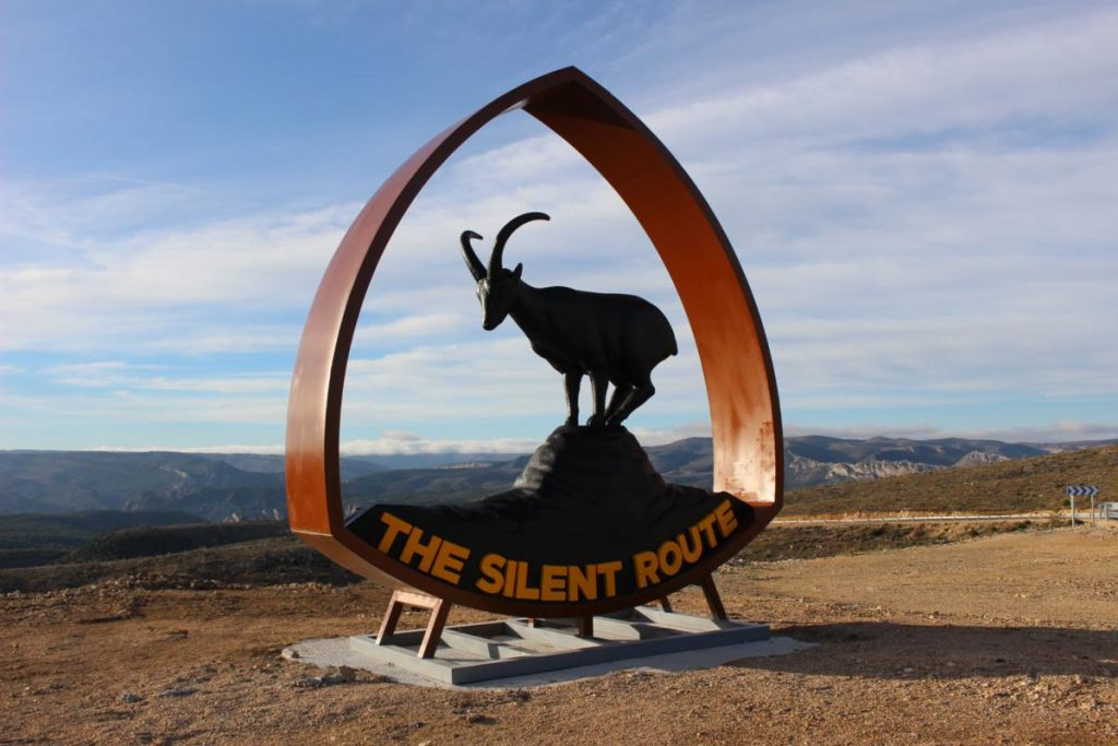 Logo The Silent Route